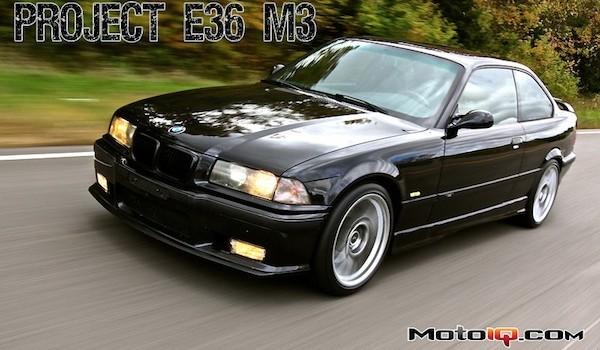 Project E36 M3 – Part 2
