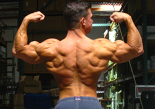 Jonathan Lawson's back after first X-Rep experiment - Build Muscle Fast—at any age